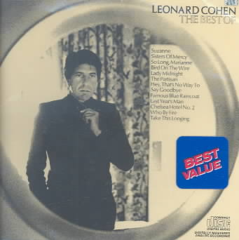 BEST OF LEONARD COHEN BY COHEN,LEONARD (CD)
